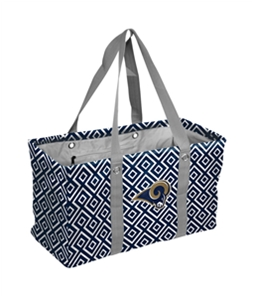 NFL Team Apparel Unisex Picnic Caddy Backpack Tote
