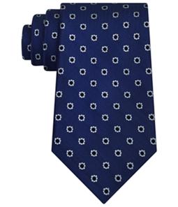 Club Room Mens Margarita Neat Self-tied Necktie
