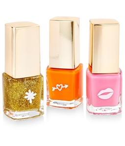 I-N-C Womens 3-Pc. Nail Polish