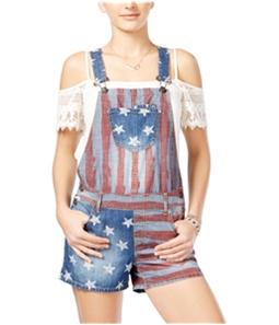 American Rag Womens Americana Shortalls