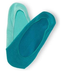 Aeropostale Womens 2 Pack Basic Lightweight Socks