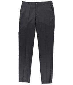 Ralph Lauren Mens Solid Wool Casual Trouser Pants