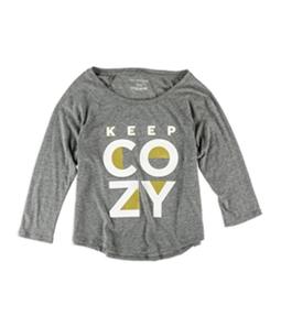 Aeropostale Womens KEEP COZY Pajama Sleep T-shirt