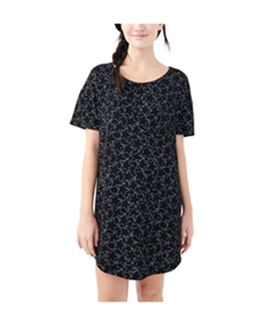 Aeropostale Womens Star Pajama Shirt Dress
