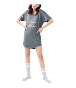 Aeropostale Womens I Believe In Stardust Pajama Sleep T-shirt