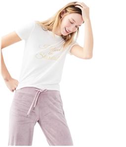 Aeropostale Womens Stardust Pajama Sleep T-shirt