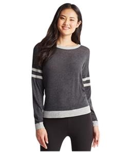 Aeropostale Womens Striped LS Pajama Sweater