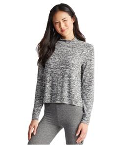 Aeropostale Womens Marled LS Pajama Sleep T-shirt