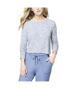 Aeropostale Womens Zebra Fleece Pajama Sweater