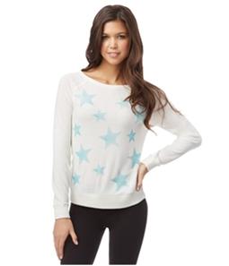 Aeropostale Womens Stars And stripes Pajama Sleep T-shirt