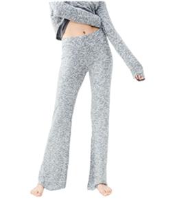 Aeropostale Womens Flared Pajama Lounge Pants