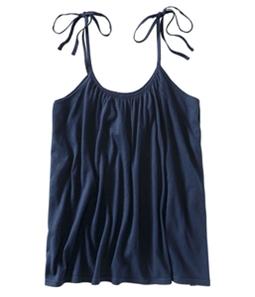 Aeropostale Womens Loose Fitted Pajama Sleep Cami Tank Top