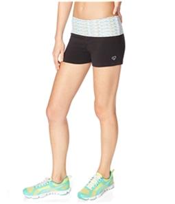 Aeropostale Womens Geo Yoga Athletic Workout Shorts