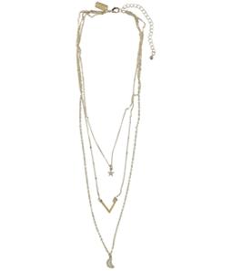 Aeropostale Womens 3-Pack Necklace Pendant