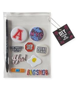 Aeropostale Unisex DIY Kids Stickers