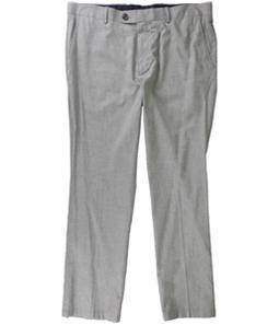 Tasso Elba Mens Heather Casual Trouser Pants