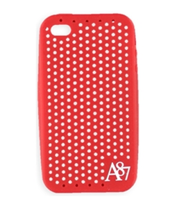 Aeropostale Mens Rubber iPhone Case