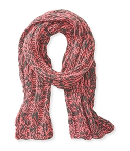 Aeropostale Womens Two Tone Cable Knit Wrap