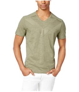 I-N-C Mens Pieced Basic T-Shirt
