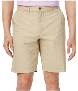 Tommy Hilfiger Mens Flamingo Casual Walking Shorts