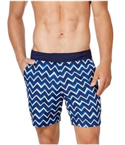 Tommy Hilfiger Mens Winward Wave Swim Bottom Board Shorts
