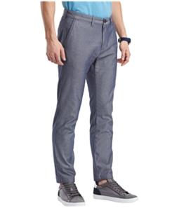 Tommy Hilfiger Mens Chambray Casual Chino Pants