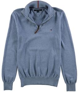 Tommy Hilfiger Mens Quarter Zip Cardigan Sweater