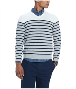 Tommy Hilfiger Mens Signature Coast Pullover Sweater