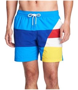 Tommy Hilfiger Mens Riviera Swim Bottom Trunks