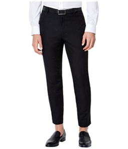 I-N-C Mens Speckled Casual Trouser Pants
