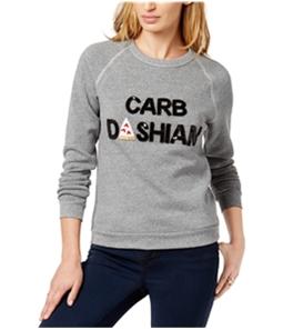 Bow & Drape Womens Carbdashian Sweatshirt