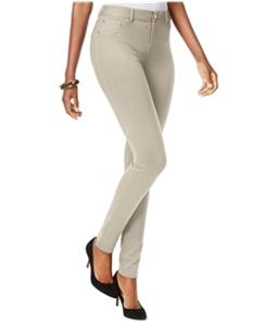 I-N-C Womens Ponte Skinny Leg Casual Trouser Pants