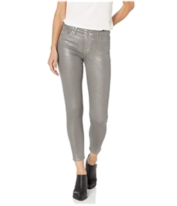 Lucky Brand Womens Ava Coated Skinny Fit Jeans