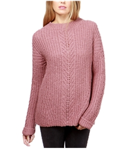 Lucky Brand Womens Knitted Pullover Sweater