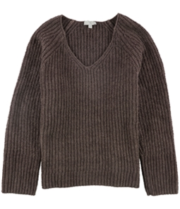 Lucky Brand Womens Chenille Pullover Sweater