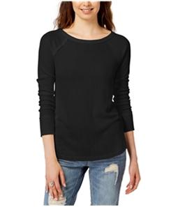 Lucky Brand Womens Long Sleeved Basic T-Shirt