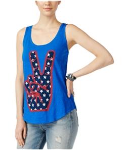 Lucky Brand Womens Peace Tank Top