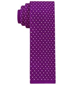 Tommy Hilfiger Mens Knit Birds Self-tied Necktie