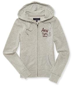 Aeropostale Womens Aero Eighty Seven Hoodie Sweatshirt