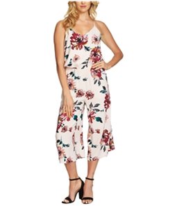 1.STATE Womens Floral Jumpsuit