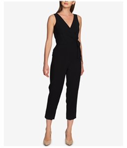 1.STATE Womens Wrap Jumpsuit