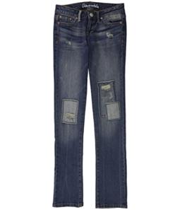 Aeropostale Womens Bayla Regular Skinny Fit Jeans