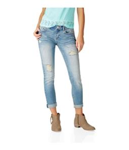 Aeropostale Womens Kylie Boyfriend Fit Jeans