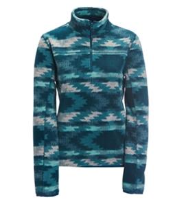 Aeropostale Womens Camo Fleece Sweatshirt