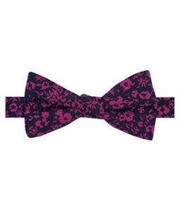Tommy Hilfiger Mens Floral Pre-Tied Self-tied Bow Tie
