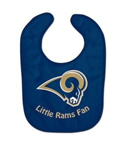 NFL Boys Little Rams Fan Bib