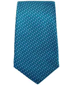 Alfani Mens Zig Zag Self-tied Necktie