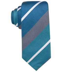 Alfani Mens Warren Stripe Self-tied Necktie
