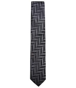 Alfani Mens Geometric Self-tied Necktie