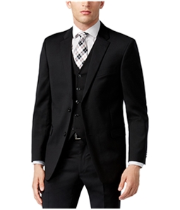 Tommy Hilfiger Mens 100% Wool Suit Separate Two Button Blazer Jacket